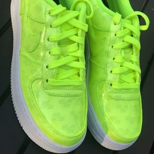 Nike Air Force One Low. Size 4.5 YOUTH.